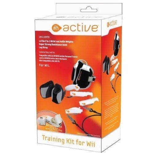 SAKAR EA Sports Active Training Kit - Nintendo Wii
