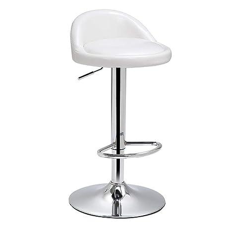 Brilliant Amazon Com Pub Swivel Barstool With Back Tall Bar Stools Machost Co Dining Chair Design Ideas Machostcouk