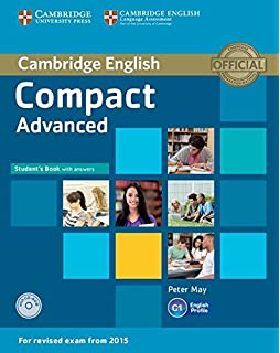 Compact first students book with answers with cd rom second compact advanced students book with answers with cd rom fandeluxe Image collections