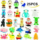 Wind up Toys, 25 Pack Assorted Mini Toy for Kids Party Favors, Birthday Goody Bag Filler Preschool Toy for Boys Girls Children,Gifts Giveaway Pinata Filler Carniva Prizes Classroom Incentive Reward