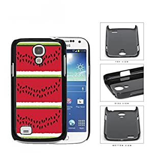 Watermelon Layers With Fruit Seeds Hard Plastic Snap On Cell Phone Case Samsung Galaxy S4 SIV Mini I9190
