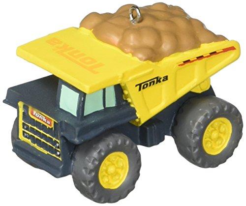 Hallmark Tonka Dump Truck  Ornament