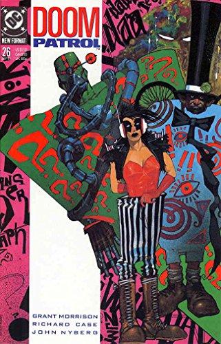 Doom Patrol (2nd Series) #26 FN ; DC comic book