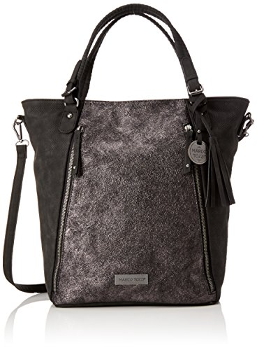 Bag Shoulder Black Women's Tozzi Marco black 098 Comb 61023 tIwUB4Wq