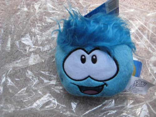 Club Penguin Pet Puffle - Series 3 Blue (Series Pet Puffle)