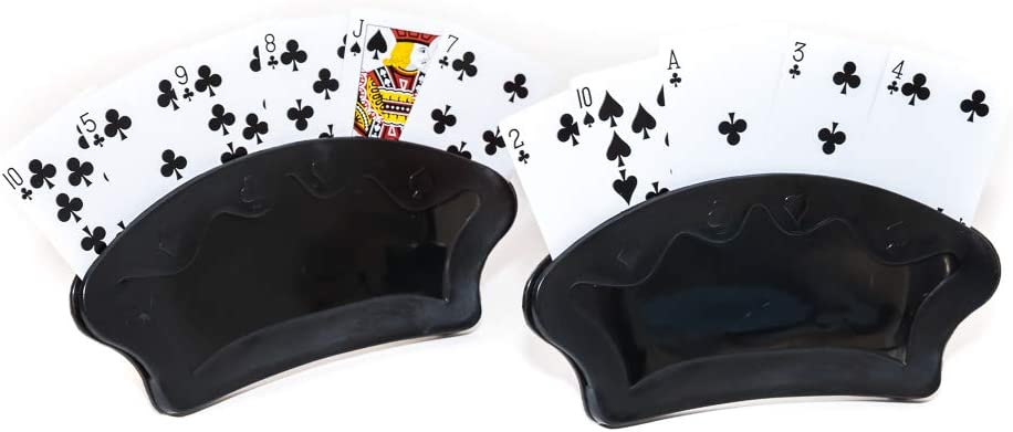 23rd Street Two Playing Card Holders