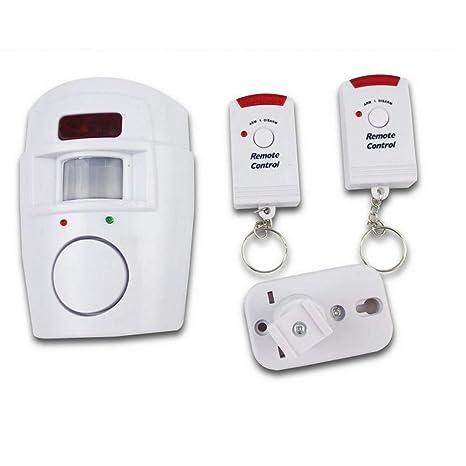 Hengyuanyi - Alarma inalámbrica con Sensor de Movimiento ...