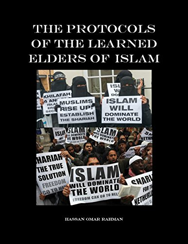 Islam Plans - V 3  Protocols of the Learned Elders of Islam: The Islamist Plan to Control the World (Volume 3)