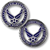 Core Values - U.S. Air Force Challenge Coin…