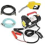 12V 155W 40L/Min Electric Diesel Fuel Transfer Pump Kit;NOT for Gasoline