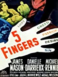 Five Fingers poster thumbnail