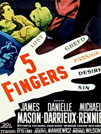 five fingers james mason