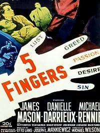 five fingers james mason