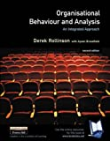 img - for Value Pack: Organisational Behaviour and Analysis (Including Pin Card): An Integrated Approach by Rollinson Derek Broadfield Aysen (2002-07-19) Paperback book / textbook / text book