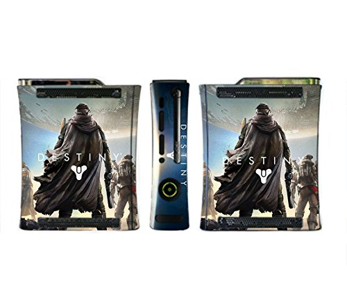 Destiny Limited Edition Game Skin for Xbox 360 Console