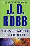 download ebook concealed in death (hardback) - common pdf epub