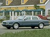 Home Comforts LAMINATED POSTER 1999 Jaguar XJ8 Car Poster Print 24x16 Adhesive Decal