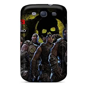 Hot Tpye Gears Of War 3 7480 Case Cover For Galaxy S3