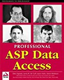 img - for Professional ASP Data Access by James De Carli (2000-10-03) book / textbook / text book