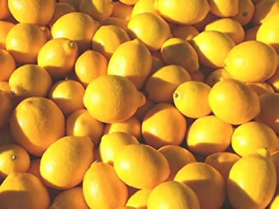 Organic Lemons - 10-12 Lb Case by Organic Mountain