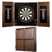 Barrington Bristle Dartboard Cabinet Set