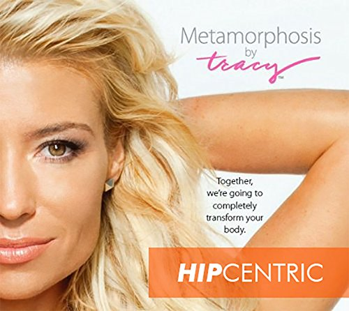 Hipcentric - Tracy Anderson - Metamorphosis by Tracy - 4 DVD Set (The Best Meal Ever)