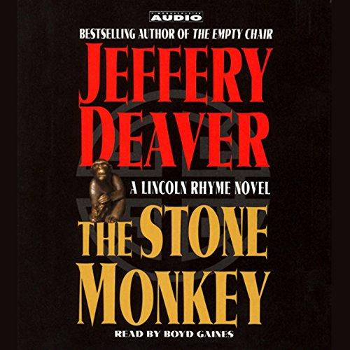 Bargain Audio Book - The Stone Monkey