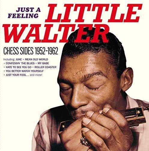 Vinilo : Little Walter - Just a Feeling: Chess Sides 1952-1962 (Spain - Import)