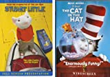Stuart Little , the Cat in the Hat : Family Movie 2 Pack Collection