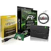 iDatalink Maestro ADS-MRR Steering Wheel Control Interface w/ USB Port URam Port Adapter and a FREE SOTS Air Freshener