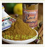 Ras El Hanout 4 Oz By Zamouri Spices