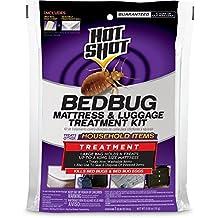 Hot Shot Bedbug Mattress & Luggage Treatment Kit (HG-96168)
