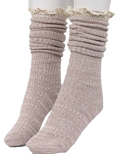 Women Cotton Footed Warmers Stockings