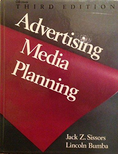 ADVERTISING MEDIA PLANNING (THIRD EDITION)