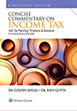 Concise Commentary on Income Tax with Tax Planning