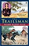 Ozark Blood Feud by Jon Sharpe front cover