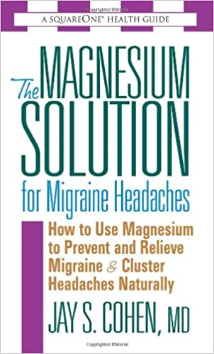 What type of magnesium is best for migraine prevention
