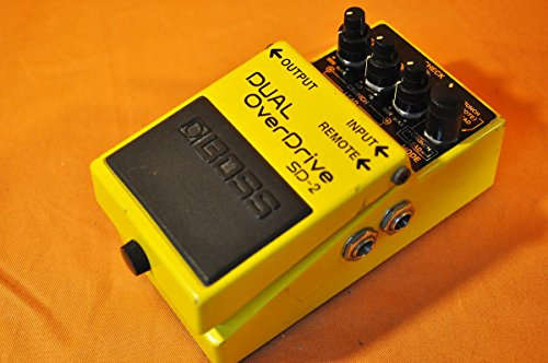 Boss Audio SD-2 Dual - Overdrive Boss Dual