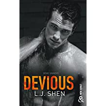 Devious : enfin la suite de Vicious, la révélation New Adult ! (Sinners t. 2) (French Edition)