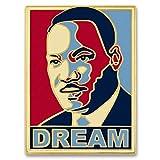 PinMart's Dr. Martin Luther King Jr. MLK Dream Enamel Lapel Pin