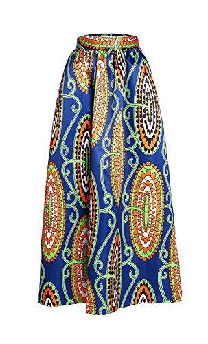 Mela Proibita - Falda - para mujer turquesa