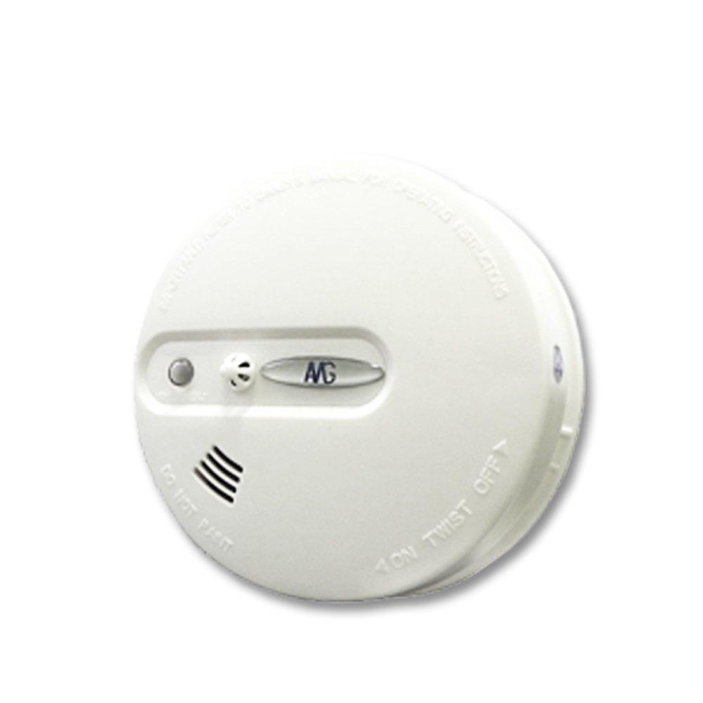 Rauchmelder mit Hitzemelder / DIN 14604 / Funkrauchmelder Magnetbefestigung / Brandschutz inkl. Batterieüberwachung
