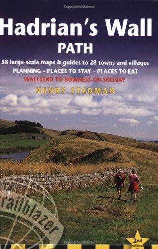 - Hadrian's Wall Path, 2nd (Trailblazer)