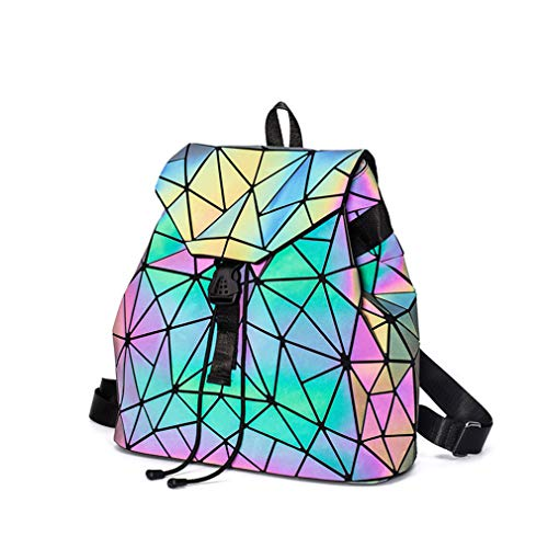 donna Luminous unica B taglia BLACKHEI Borsa a Small D mano Luminous Small AqwHWU4BW