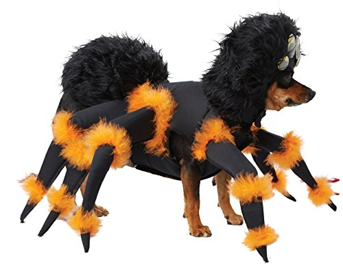Image of California Costumes Collections PET20149 Spider Pup Dog Costume, X-Small