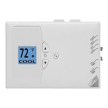 Digital Non Programmable Heat Pump Thermostat PSDH121