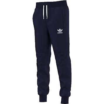 pantaloni felpati adidas ragazzo