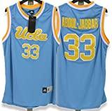 Kareem Abdul Jabbar UCLA Jersey Medium powder blue