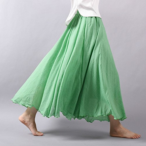 Jupe Tofree Clair Jupe Vert Femme Vert Femme Clair Tofree rrTwxq