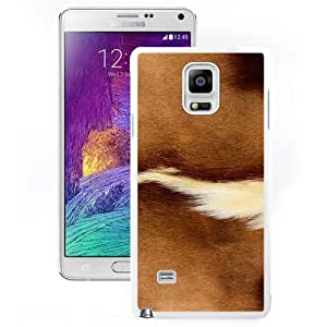 Animal Fur (2) Durable High Quality Samsung Note 4 Case